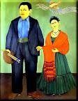 Autorretrato - Diego y Frida