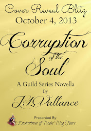 Cover Reveal Blitz: Corruption of the Soul