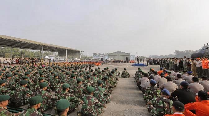 TNI Perkuat Pulau Terluar Antisipasi Kemungkinan Konflik Laut China Selatan