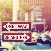 De una manera o de otra