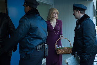 a most violent year jessica chastain