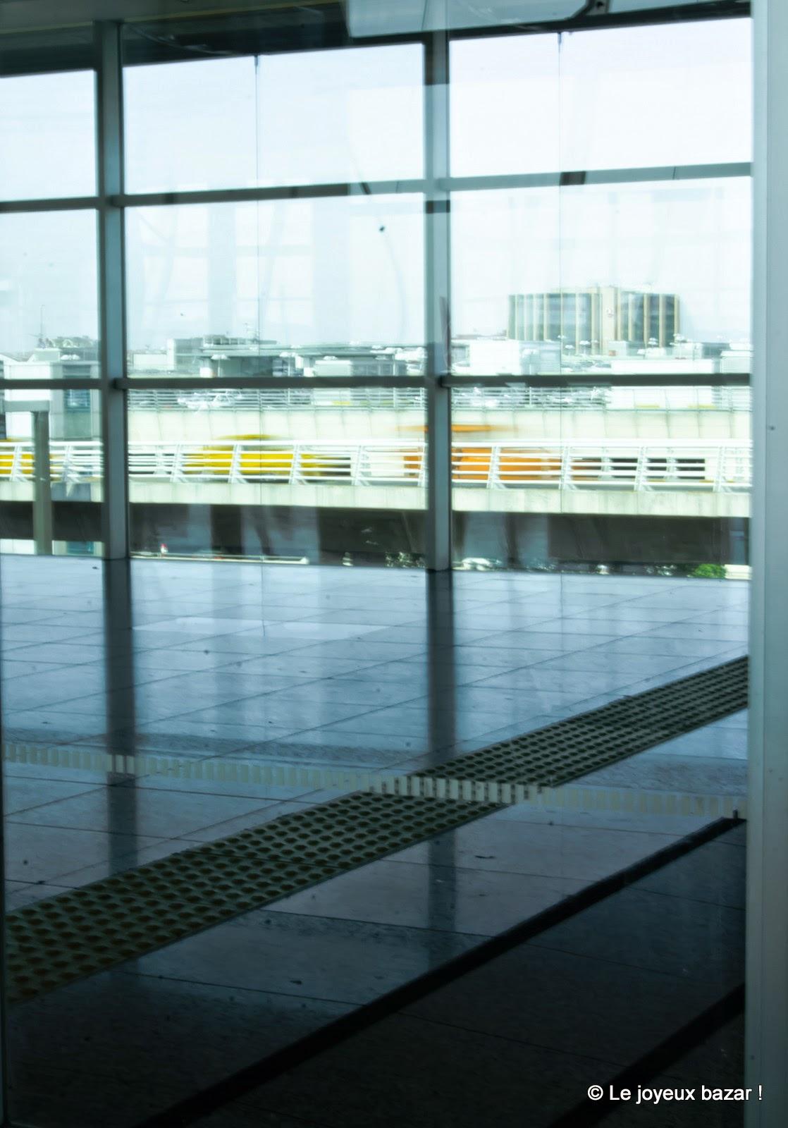 Istanbul - dans l'aéroport Ataturk