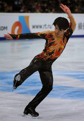 ICE STYLERostelecom Cup/Cup of Russia 2013 Costumes Recap Part