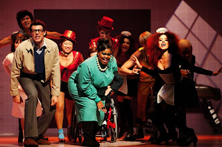 "Recap/review of Glee 2x05 ""The Rocky Horror Glee Show"" by freshfromthe.com"