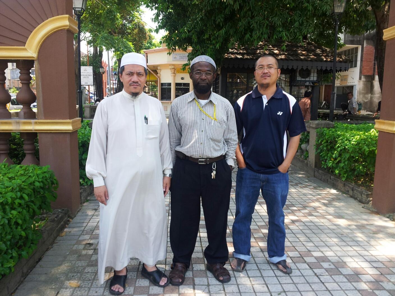 Persatuan Kebajikan Islam Saudara Baru (Kota Bharu).