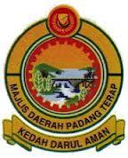 Jawatan Kosong  Majlis Daerah Padang Terap (MDPT) - 20 Disember 2012