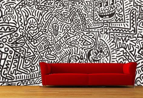 Decopared murales pintados a mano alzada en paredes - Murales pintados a mano ...