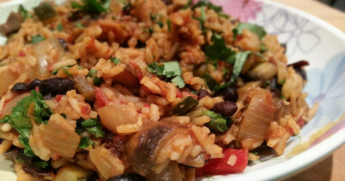 Slimming World Delights One Pot Mexican Rice
