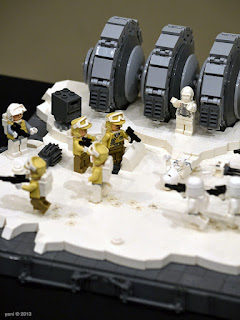 fighting on hoth