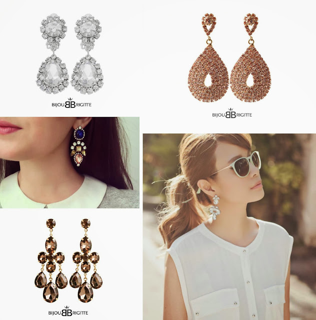 Statement Earrings BijouBrigitte