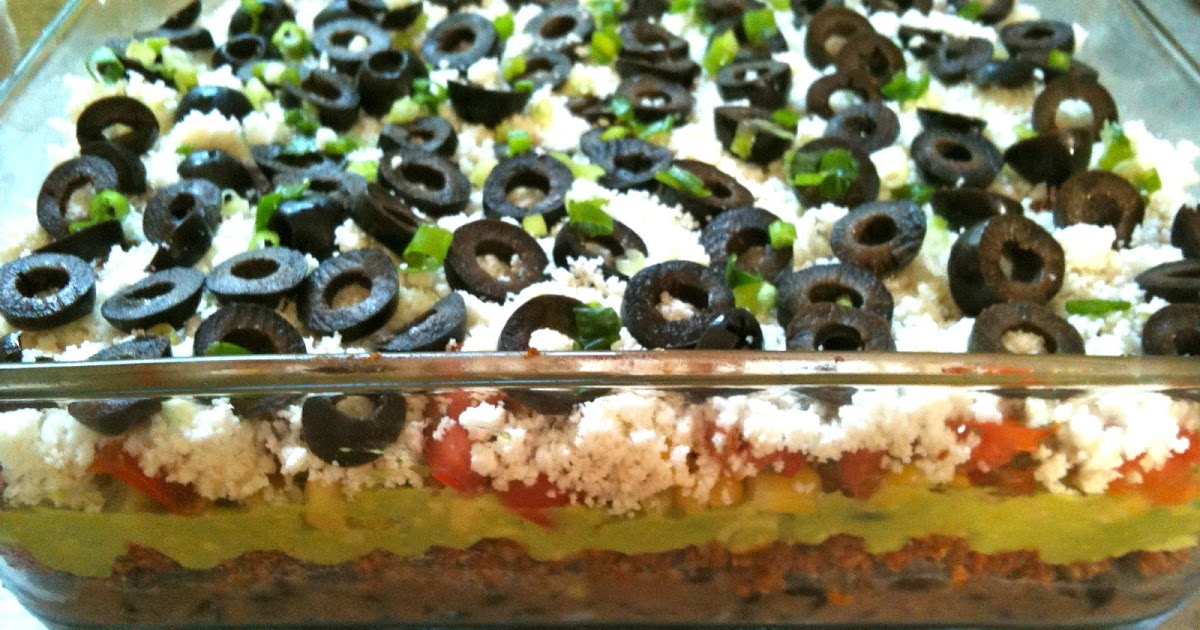 Freedom Food: Too Hot to Cook? Stove Free 7 + Layer Dip