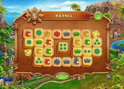لعبة الاشباح الشقية Laruaville 3 للكمبيوتر