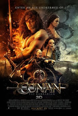 Người Hùng Barbarian - Conan The Barbarian (2011) Poster