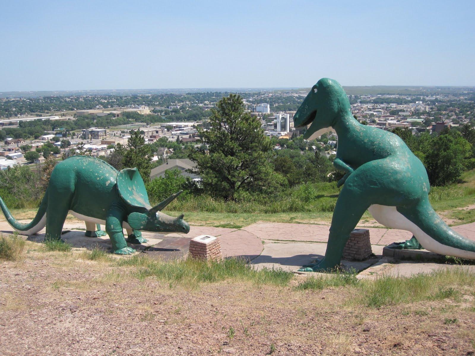 Winerv Dinosaur Park