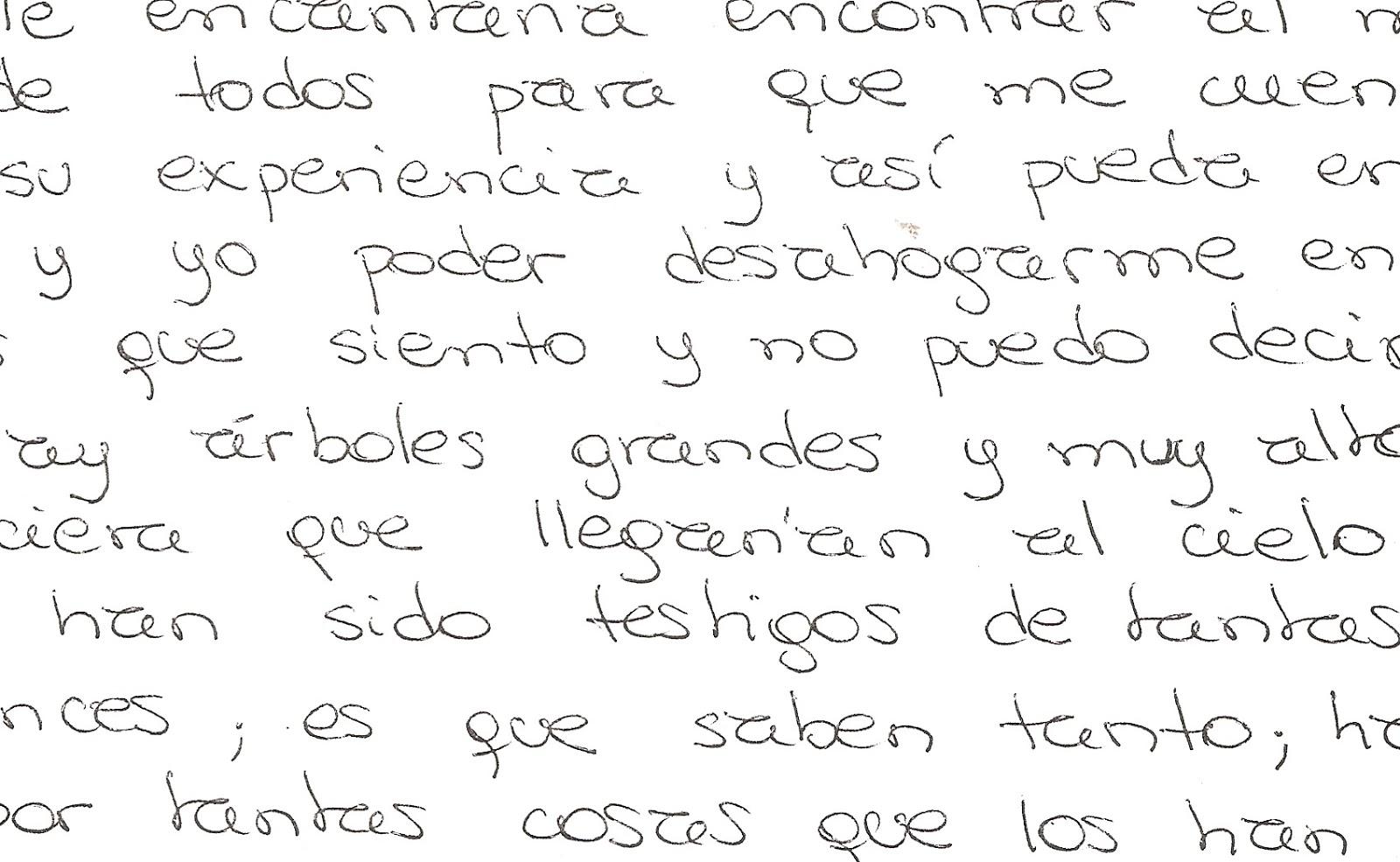 Adolescentes cambiaron la forma de escribir