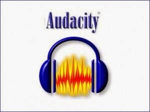 برنامج audacity 2015 لمونتاج الصوت واضافه المؤثرات اخر اصدار