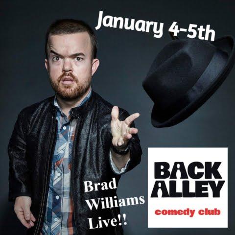 Back Alley Comedy - Inside Sherman Lanes