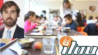 Câmara promete refeições escolares com mais qualidade