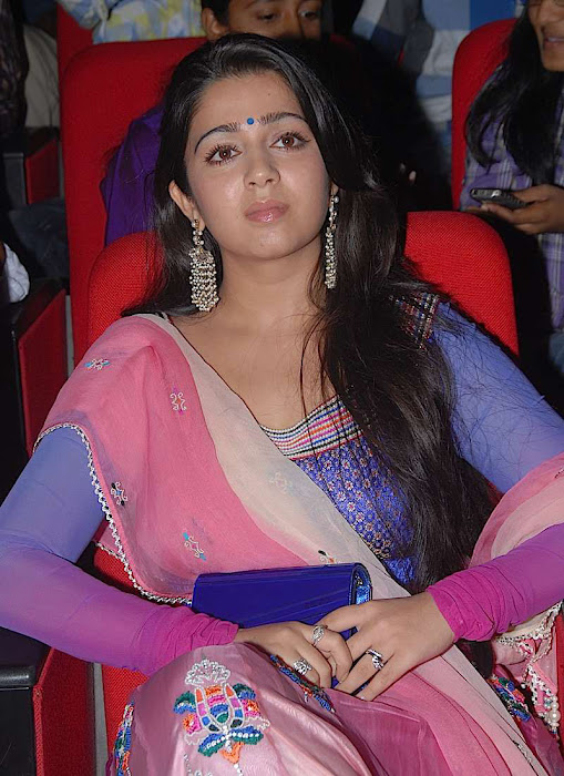 charmi at businessman audio launch, charmi new photo gallery