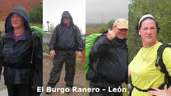 Etapa 17-El Burgo Ranero - León