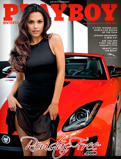 Playboy USA - Raquel Pomplun - Junho 2013
