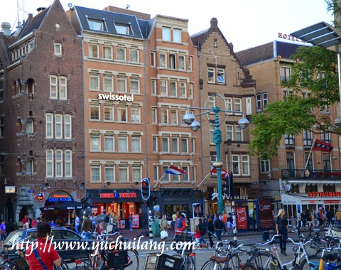 Swiss Hotel Amsterdam