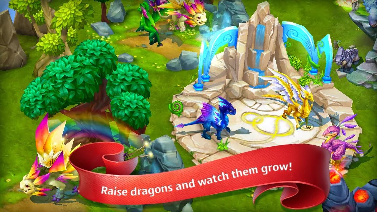 Dragons World v1.771 [Mod Health] Dq4