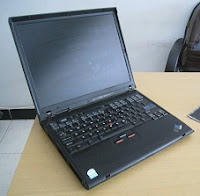 IBM Thinkpad R51e - Notebook 2nd