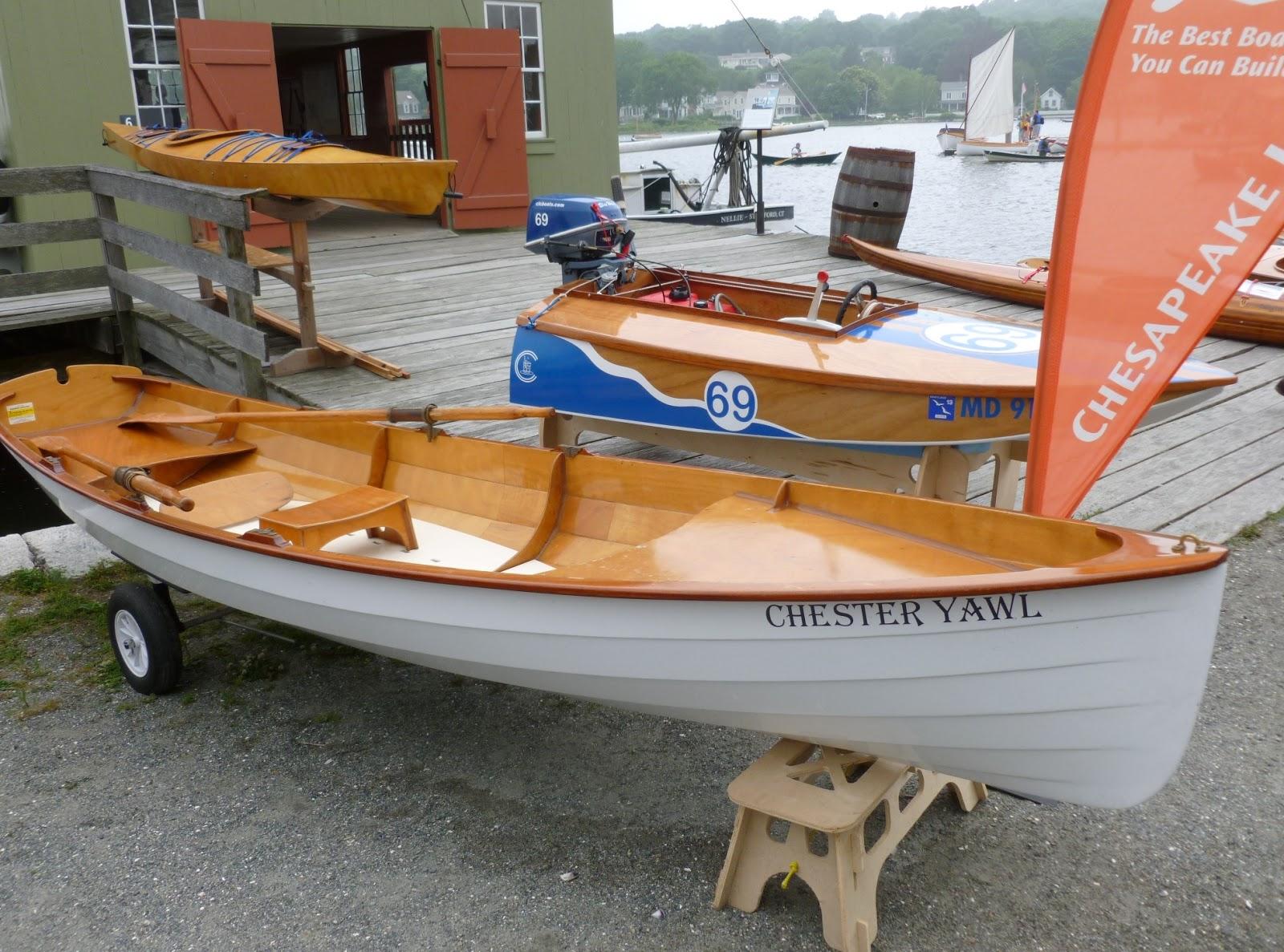 Louisiana Wooden Boat Plans