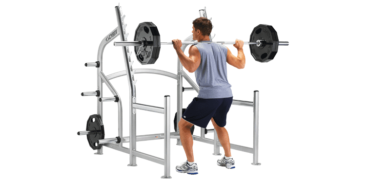 Squat Rack - All You Need to Lose Weight and Build Muscle