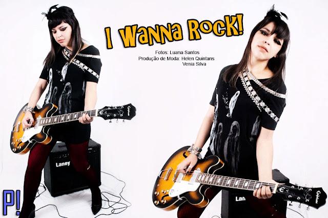 Mini editorial - I wanna rock!