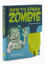 ModCloth How To Speak Zombie Book Etsy Stalkers