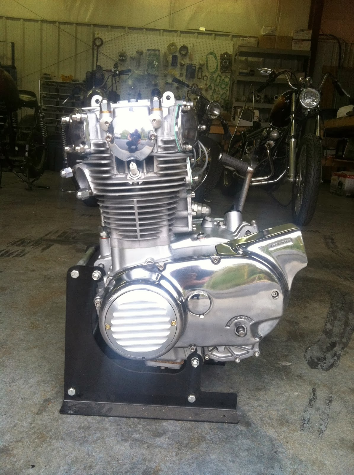 hughs handbuilt  sale cc rephased xs engine ready