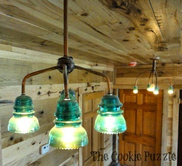 Insulator Light Fixtures