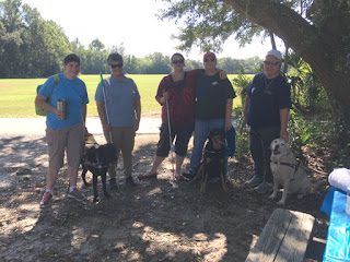 Dixie Landers at James Island County Park