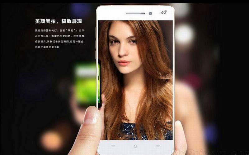 10 Smartphone dengan Bezel Tertipis