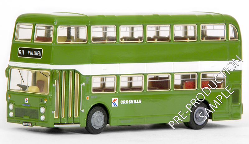 Exclusive First Editions 38116 - Bristol VRT 2 -  Crosville N.B.C.