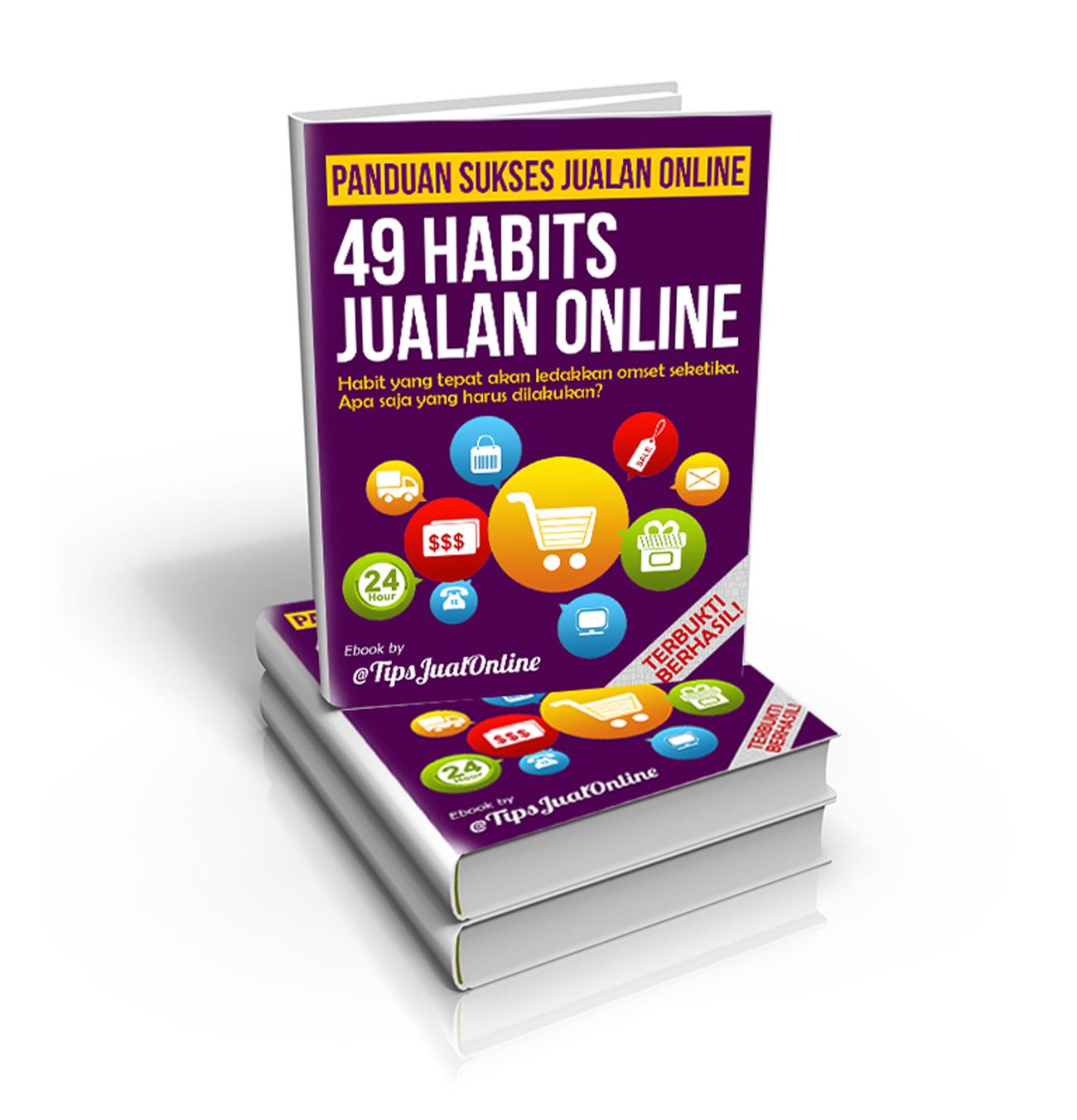 Panduan Lengkap Bisnis Ebook 49 Habits Jualan Online