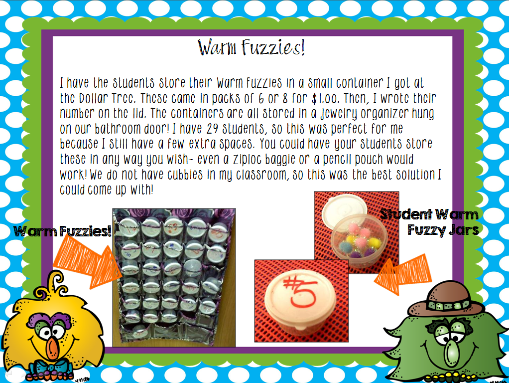 http://www.teacherspayteachers.com/Product/Warm-Fuzzies-A-Positive-Behavior-Management-System-1026040