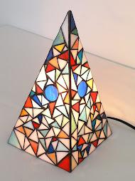Lampára piramidal