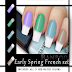 [BAMBOO] NAILS - EARLY SPRING FRENCH