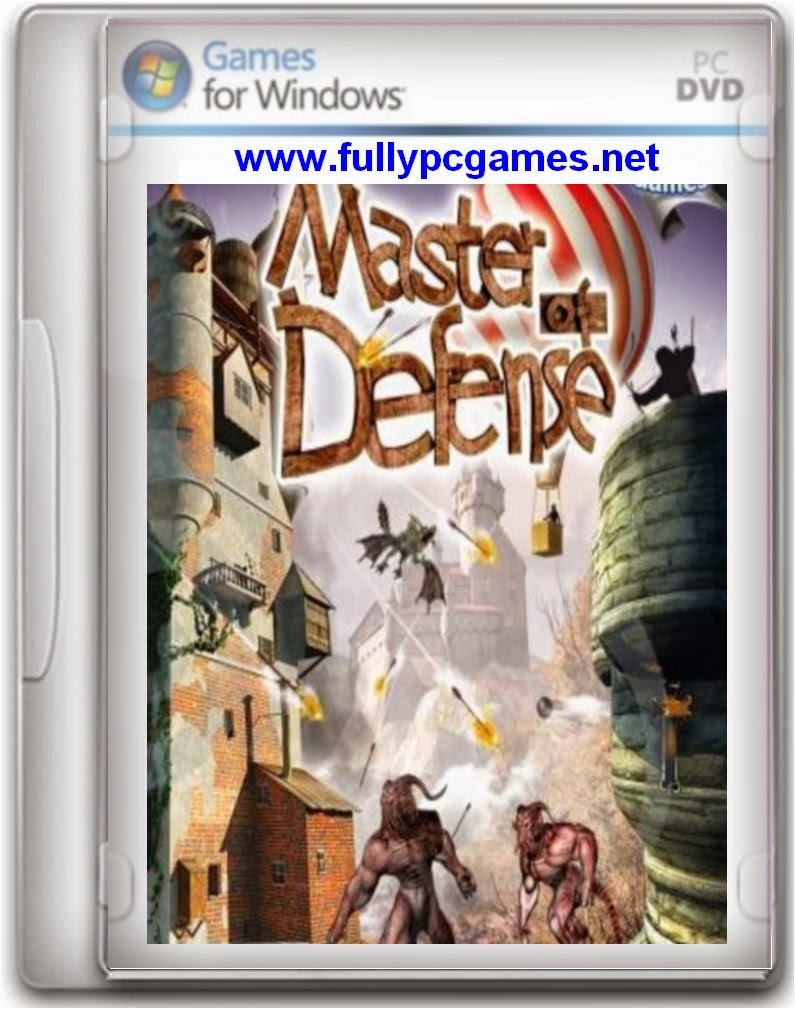 Description : Master Of Defense Game! . File Size: 16MB System Requirement
