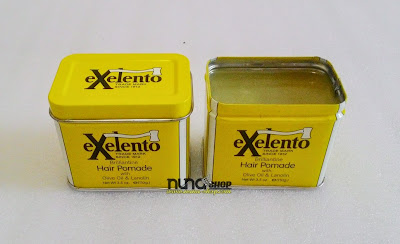 Kemasan Baru Minyak Rambut Pomade Exelento