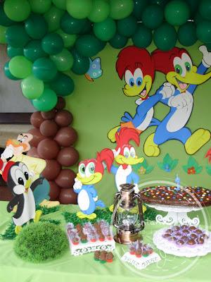 festa infantil pica pau ponta grossa
