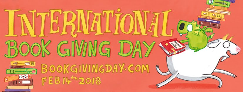 International Book Giving Day 2018