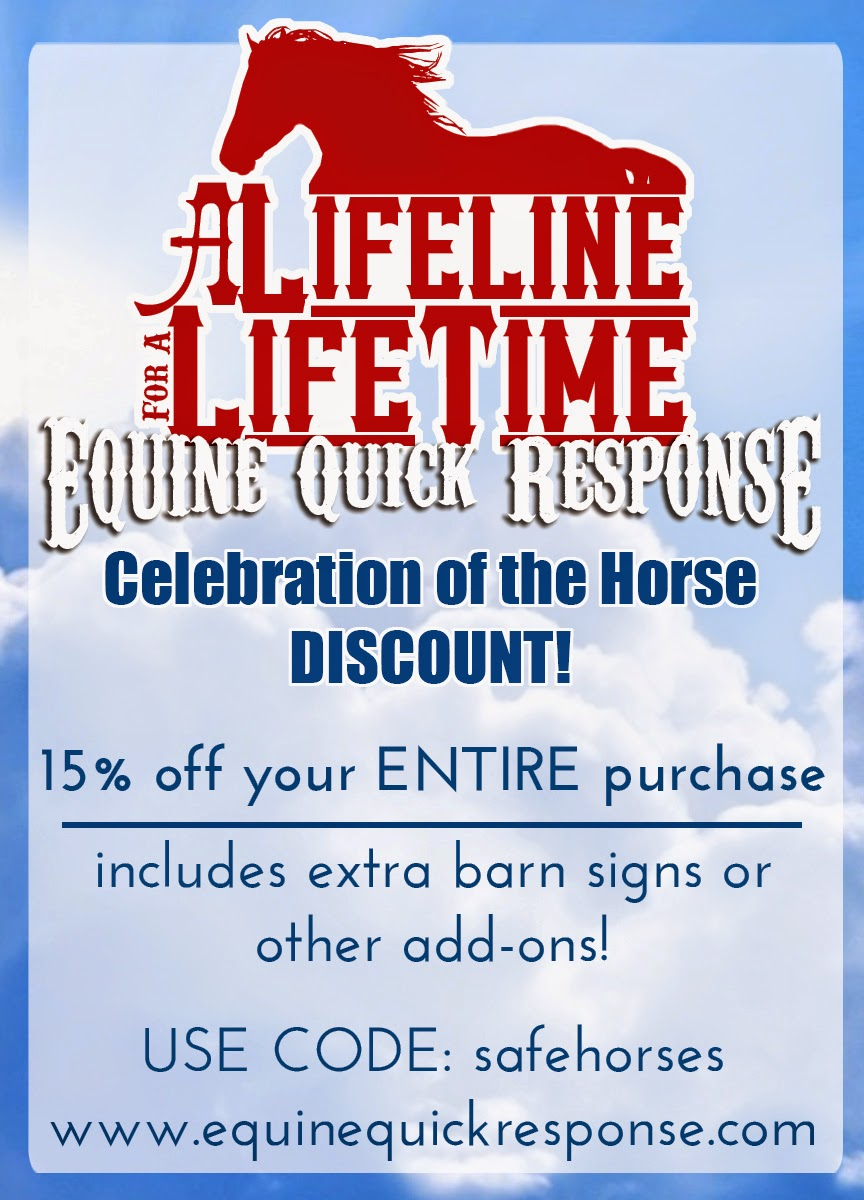 Celebration of the Horse Savings