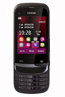 Harga dan Spesifikasi HP Nokia C2-03