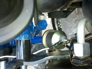 Extra oil pressure port vintage mustang forums i have a 1968 302 block with 1965 289 heads can anyone send me a picture of give me a detailed description of where i can find an additional oil port on sciox Gallery