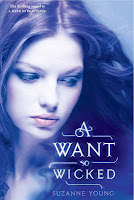 book cover of A Want So Wicked by Suzanne Young, sequel to A Need So Beautiful