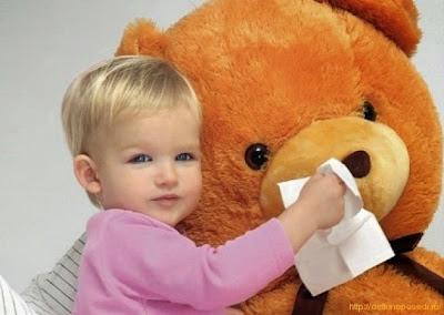Простые правила профилактика простуды у детей